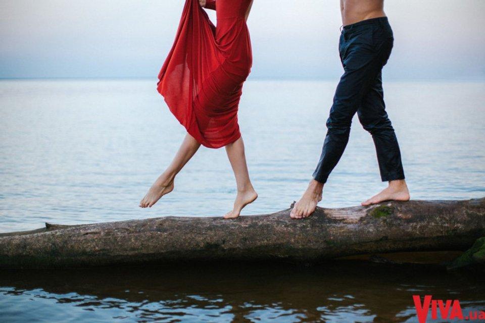 Танці з зірками: Анита Луценко снялась в страстной фотосессии со своим партнером - фото 145375