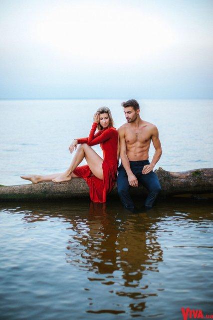 Танці з зірками: Анита Луценко снялась в страстной фотосессии со своим партнером - фото 145377