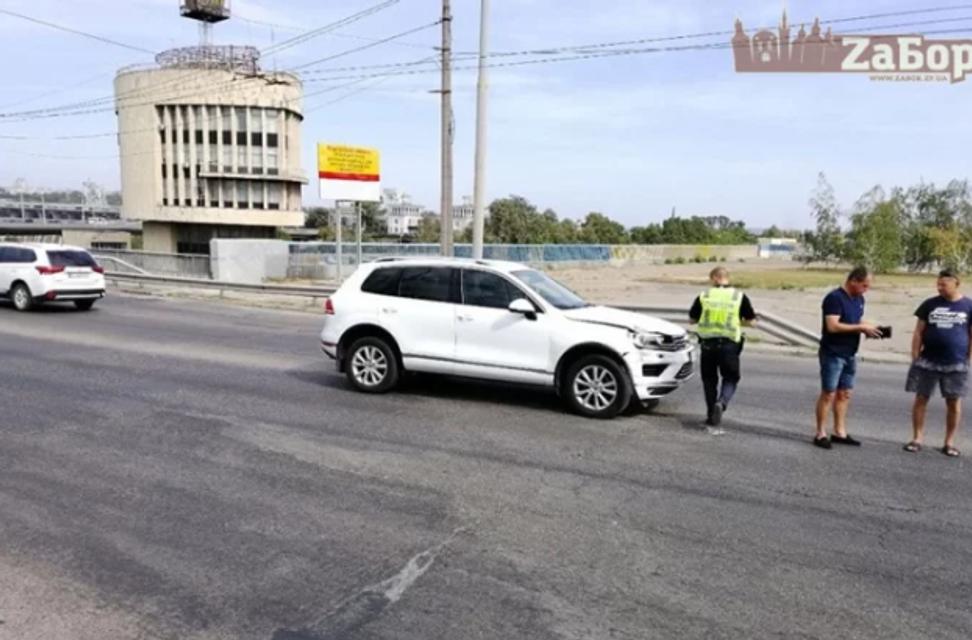 Главного тренера луганской 'Зари' лишили прав из-за ДТП (ФОТО) - фото 145397