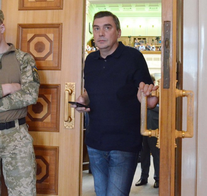 Народное недоверие: Зачем Гриценко связался с политическими трупами - фото 145730