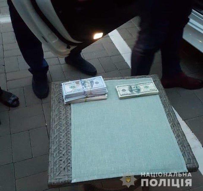 Топ-чиновница ГФС попалась на взятке в 75 тысяч долларов - фото 145953