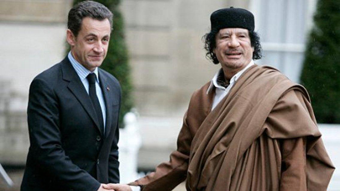 Человек-невидимка: Зачем опальный Николя Саркози прибыл в Одессу - фото 146006