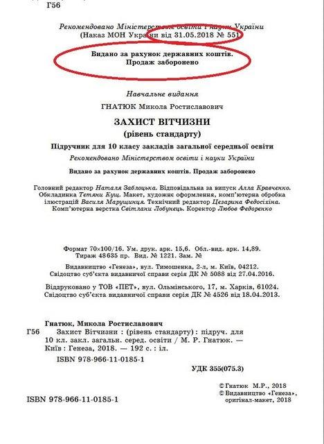 В украинских учебниках спецназ ГРУ из России превратили в ВСУ - фото 146068
