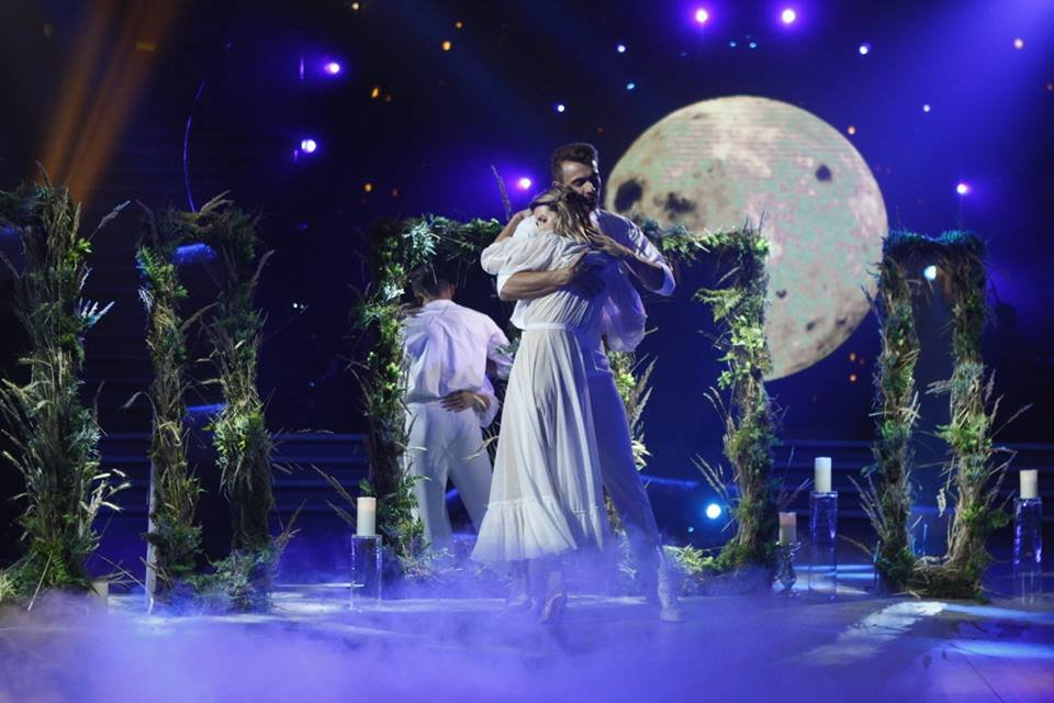 Танці з зірками 2018 3 выпуск: Анита Луценко и Александр Прохоров - фото 146410