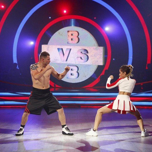 Танці з зірками 2018 3 выпуск: Денис Беринчик и Екатерина Белявская - фото 146411