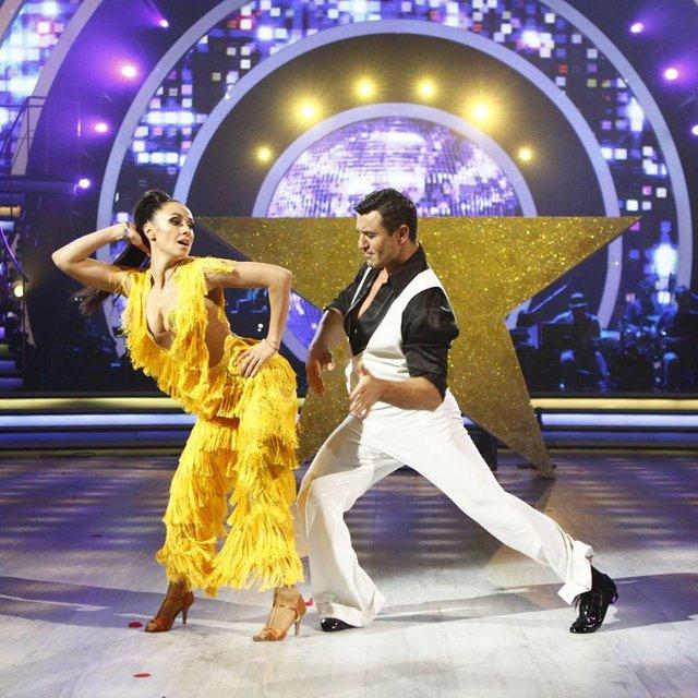 Танці з зірками 2018 3 выпуск: Николай Тищенко и Dj NANA - фото 146412