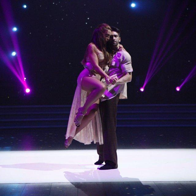 Танці з зірками 2018 3 выпуск: Оксана Марченко и Дмитрий Чаплин - фото 146413