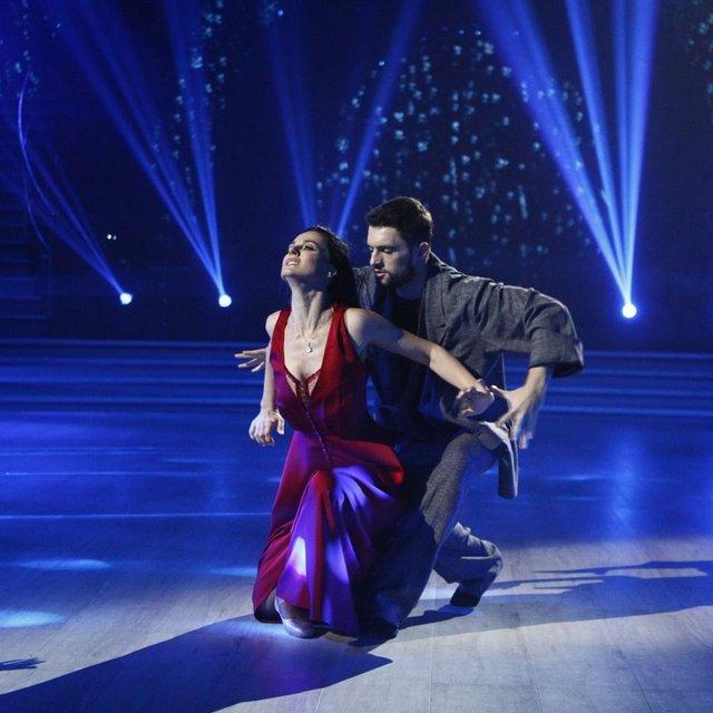 Танці з зірками 2018 3 выпуск: Маша Ефросинина и Макс Леонов - фото 146415
