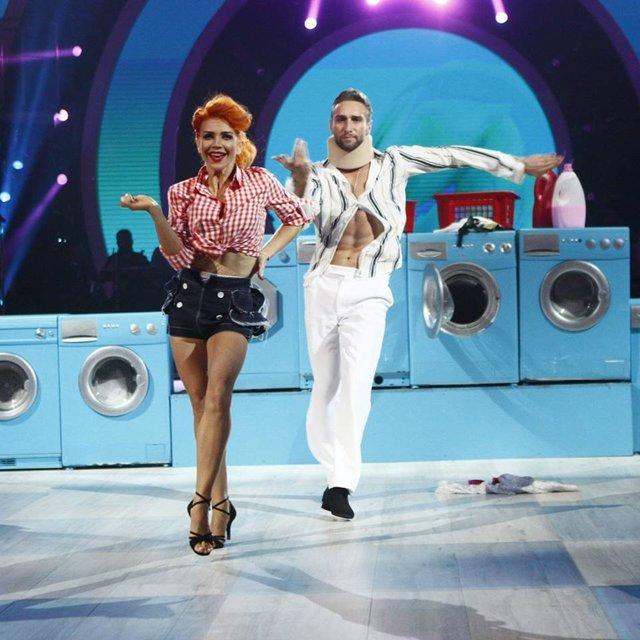 Танці з зірками 2018 3 выпуск: Иракли Макацария и Яна Заяц - фото 146416