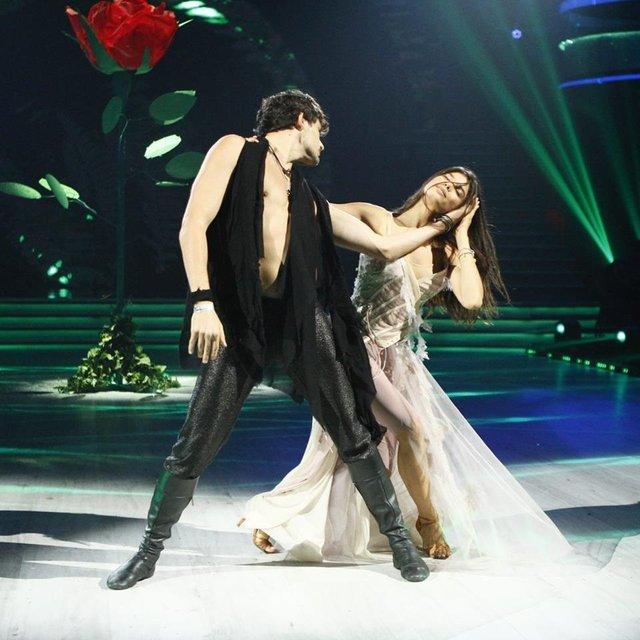 Танці з зірками 2018 3 выпуск: Мишель Андраде и Евгений Кот - фото 146417