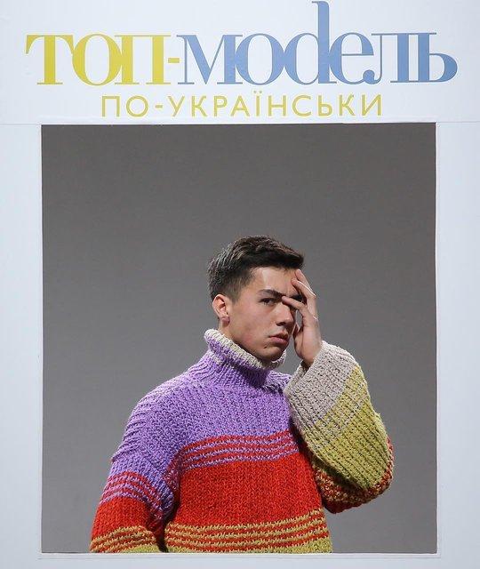 Топ-модель по-украински: участник шоу признался в нетрадиционной ориентации - фото 146758