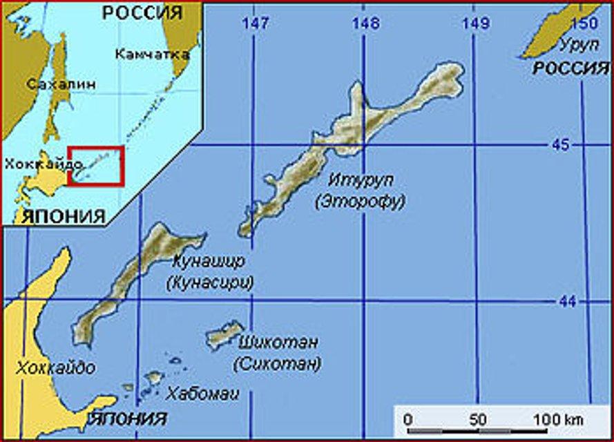 Острова из-за которых десятилетиями тянется конфликт - фото 147110