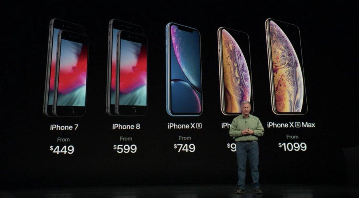 Презентация Apple: дата выхода и цены на новые iPhone в Украине - фото 147217