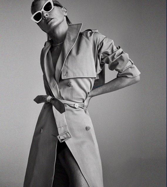 Сексуальная Шэрон Стоун воплотила в новой съемке образ героини 'Основного инстинкта' - фото 147618
