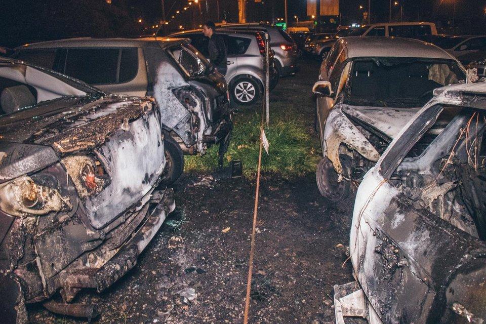 Последствия поджога  - фото 148692