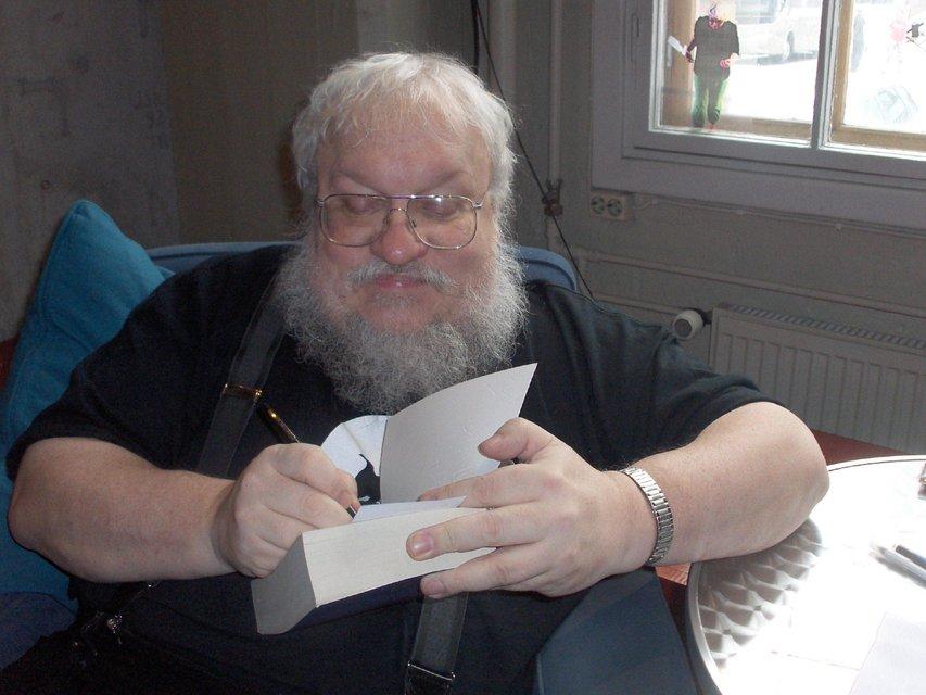 Джорджу Мартину 70 лет: биография, фото, личная жизнь писателя и режиссера - фото 148741