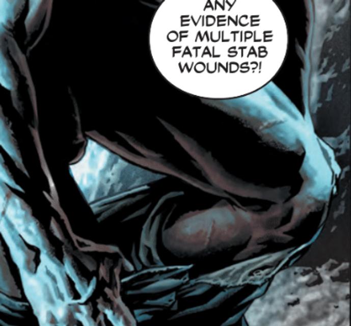 DC решили снять порнофильм с Бэтменом (фото, 18+) - фото 148766
