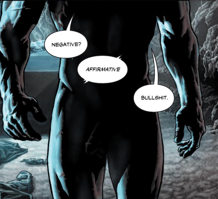 DC решили снять порнофильм с Бэтменом (фото, 18+) - фото 148768