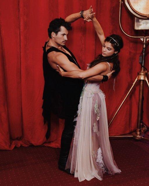 Танці з зірками: Мишель Андраде рассказала о романе с Иракли Макацария - фото 148890