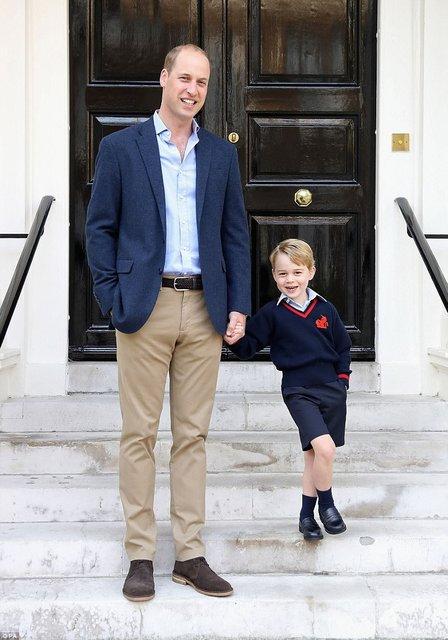 Он одержим: принц Уильям сделал неожиданное заявление о принце Джордже - фото 148931