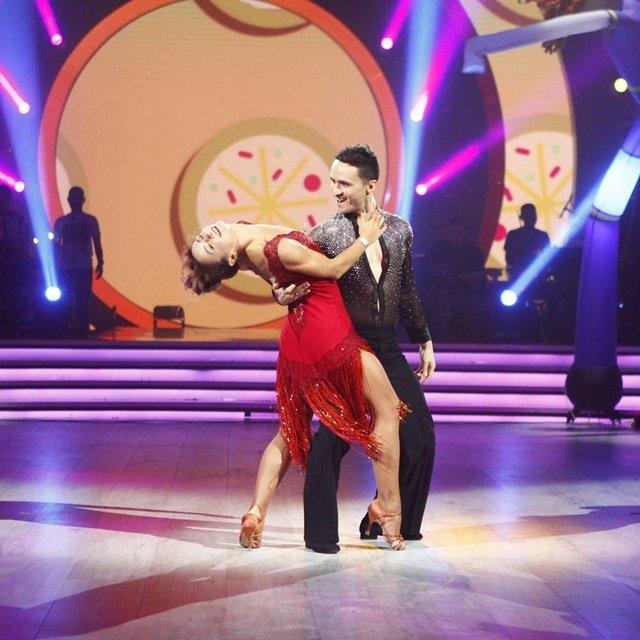 Танці з зірками 2018 5 выпуск: Игорь Ласточкин и Илона Гвоздева - фото 149368