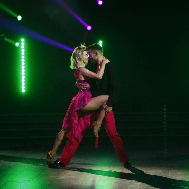женя Танці з зірками 2018 5 выпуск: Анита Луценко и Александр Прохоров - фото 149369