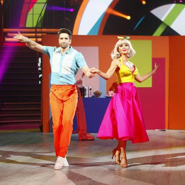 Танці з зірками 2018 5 выпуск: Оксана Марченко и Дмитрий Чаплин - фото 149371