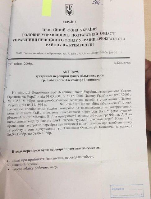 Чиновники пенсионного фонда послали суд и кинули пенсионера на полмиллиона (ФОТО) - фото 150019