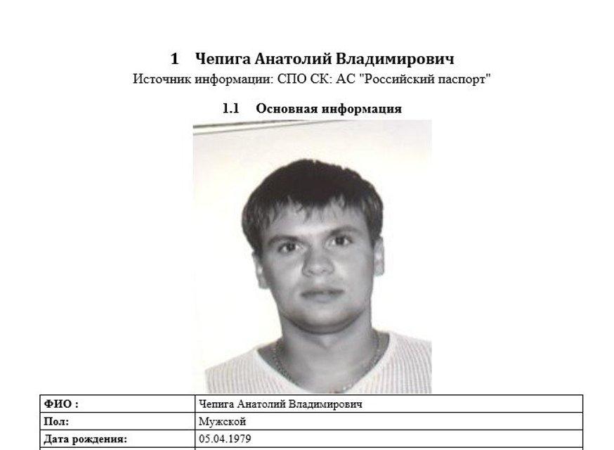 Не Боширов, а Чепига: СМИ узнали настоящее имя подозреваемого в отравлении Скрипалей - фото 150060