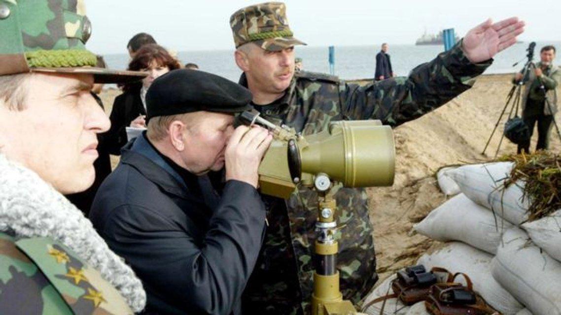 Остров Тузла: Как Россия провела разминку перед оккупацией Крыма - фото 150661