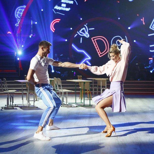 Танці з зірками 2018 6 выпуск: Анита Луценко и Александр Прохоров покинули шоу - фото 150736