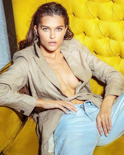 Новая Мисс Украина-2018 Леонила Гузь биография, параметры и фото - фото 150803
