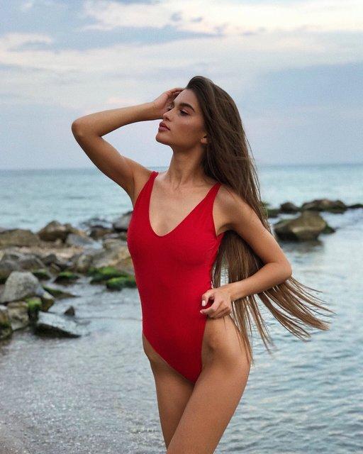 Новая Мисс Украина-2018 Леонила Гузь биография, параметры и фото - фото 150811