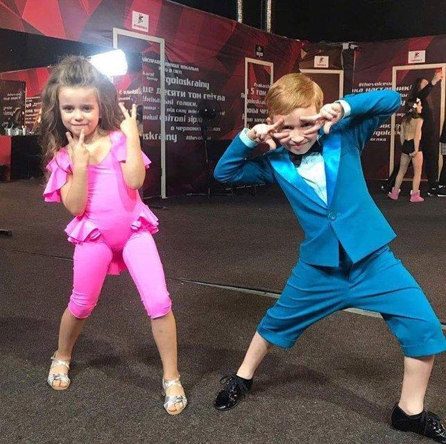 Танці з зірками: на паркет вышла 6-летняя дочь Лилии Ребрик - фото 150986