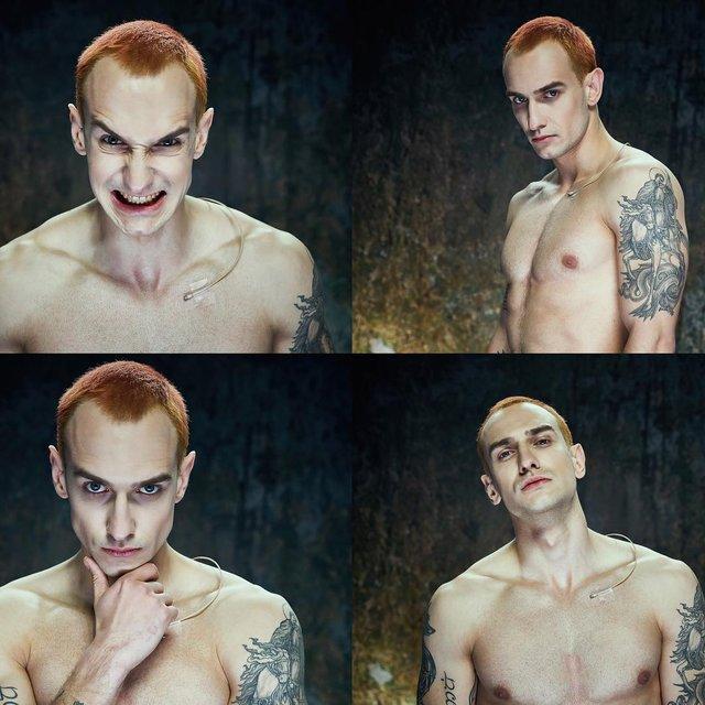 Топ-модель по-украински: эксперт шоу с участниками снялся в кино - фото 151157