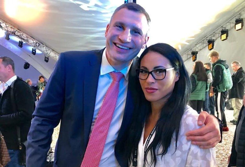 Новая девушка Владимира Кличко - что известно о Сесилии Брекхус - фото 151328