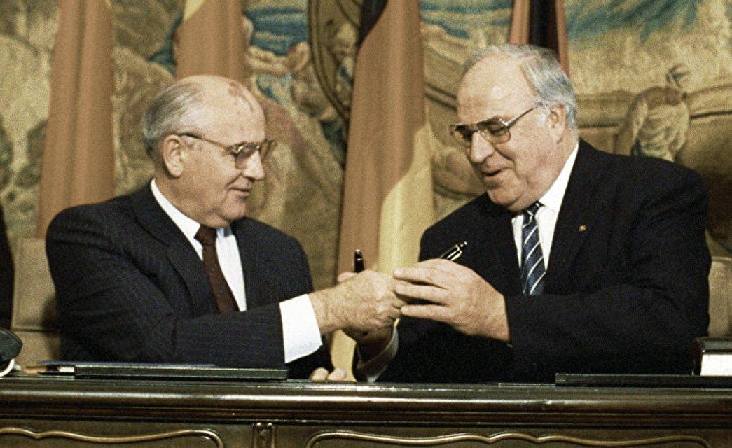 Новый железный канцлер: Как Гельмут Коль объединил Германию и ускорил развал СССР - фото 151385