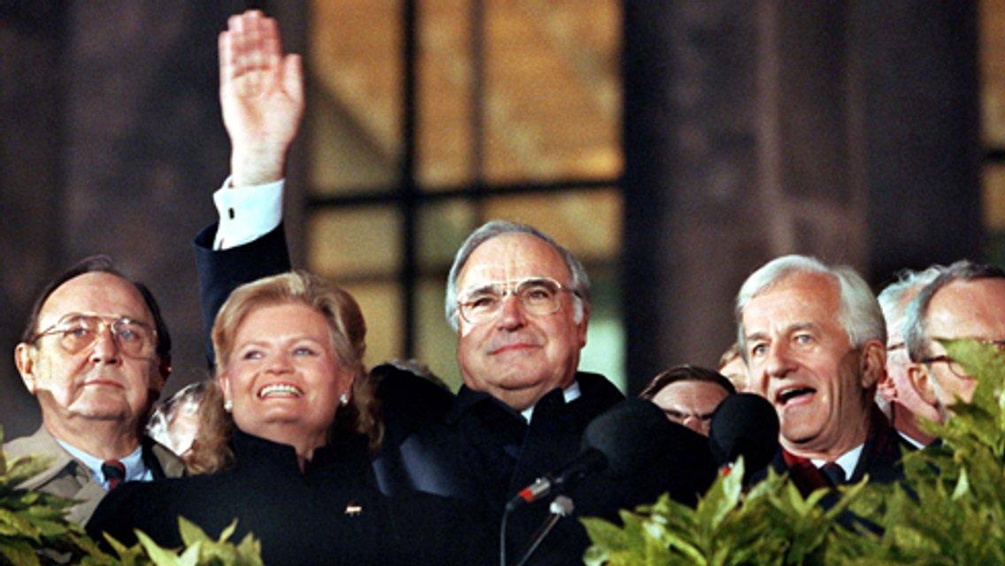 Новый железный канцлер: Как Гельмут Коль объединил Германию и ускорил развал СССР - фото 151387