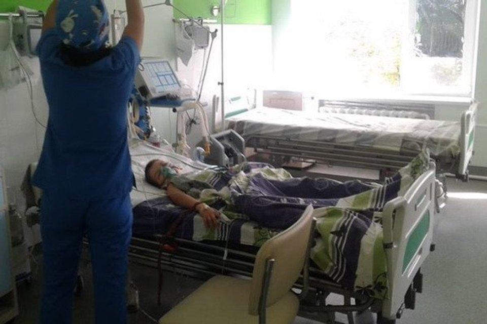 Сейчас мальчик находится в больнице, ему удалили селезенку - фото 151535
