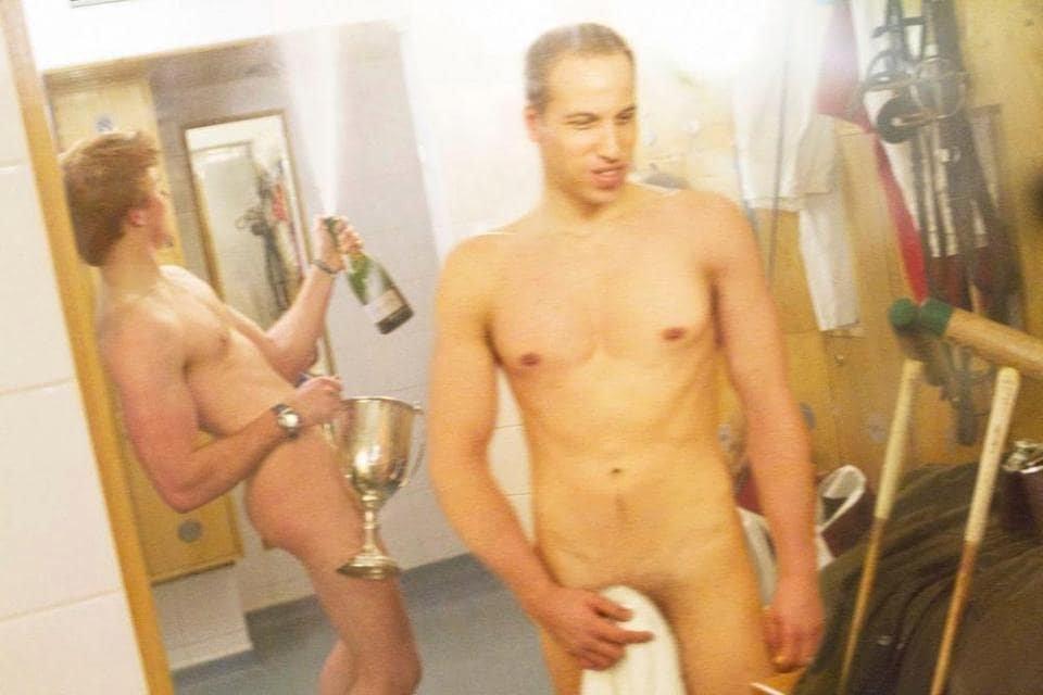 Интимные фото двойников Кейт Миддлтон, принца Уильяма и Меган Маркл слили в сеть - фото 151597
