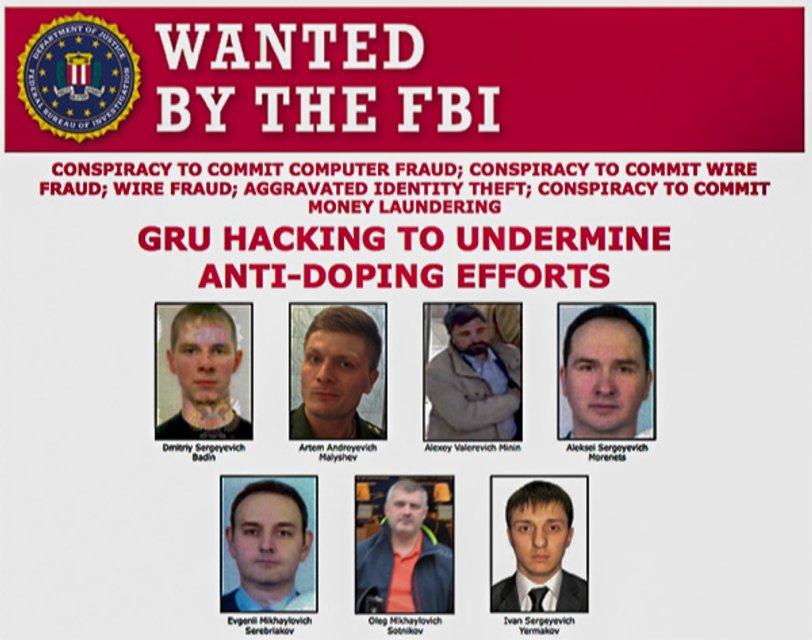 Их разыскивает ФБР: в США показали фото семерых ГРУшников - фото 151665