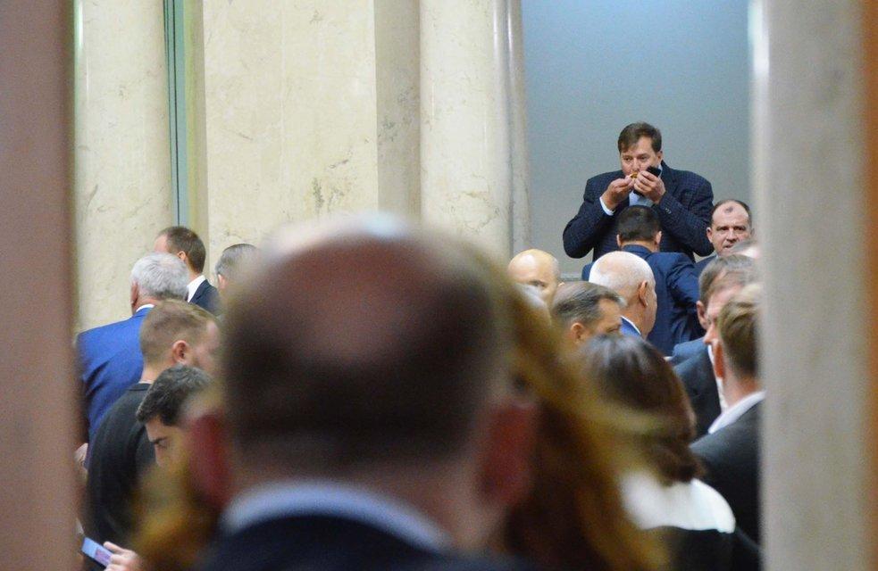 Нечистий четвер: Як коаліція та восьме скликання Ради підтвердили власну нежиттєздатність - фото 151761