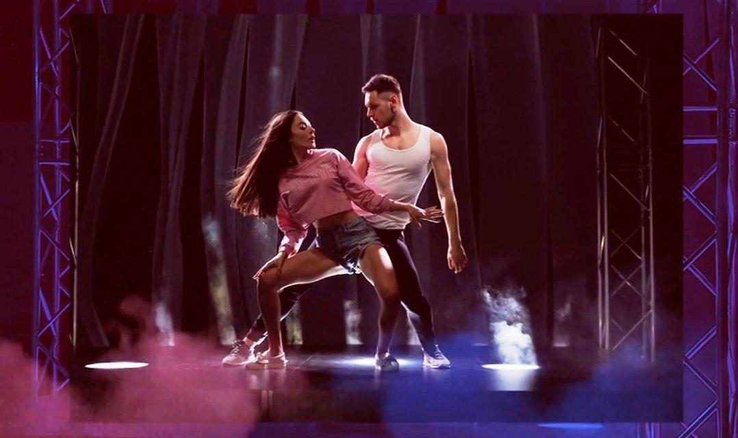 Сексувалны танц