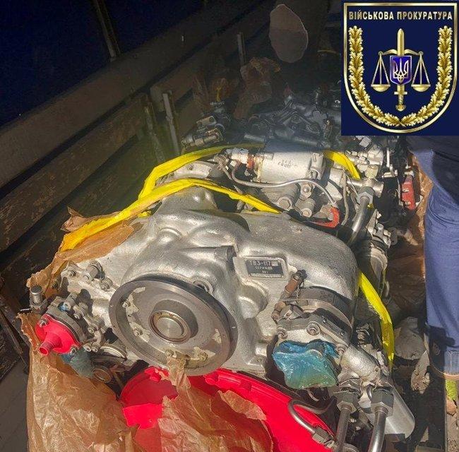 Командир охраны воинской части пытался украсть двигатели для вертолетов Ми-8 (ФОТО) - фото 151908