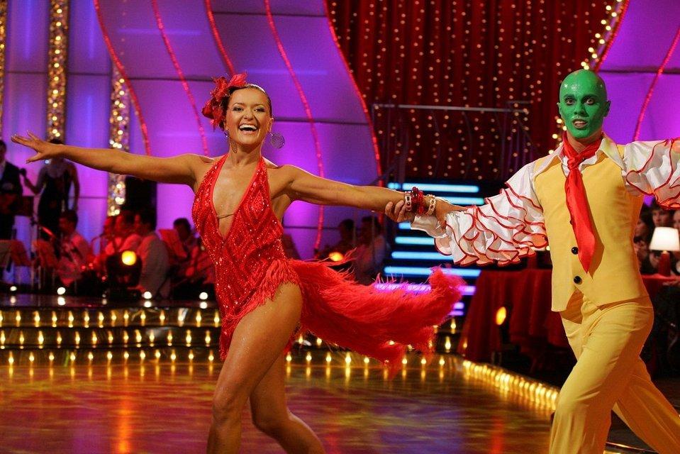 Танці з зірками: Наталья Могилевская снова на проекте - фото 151920