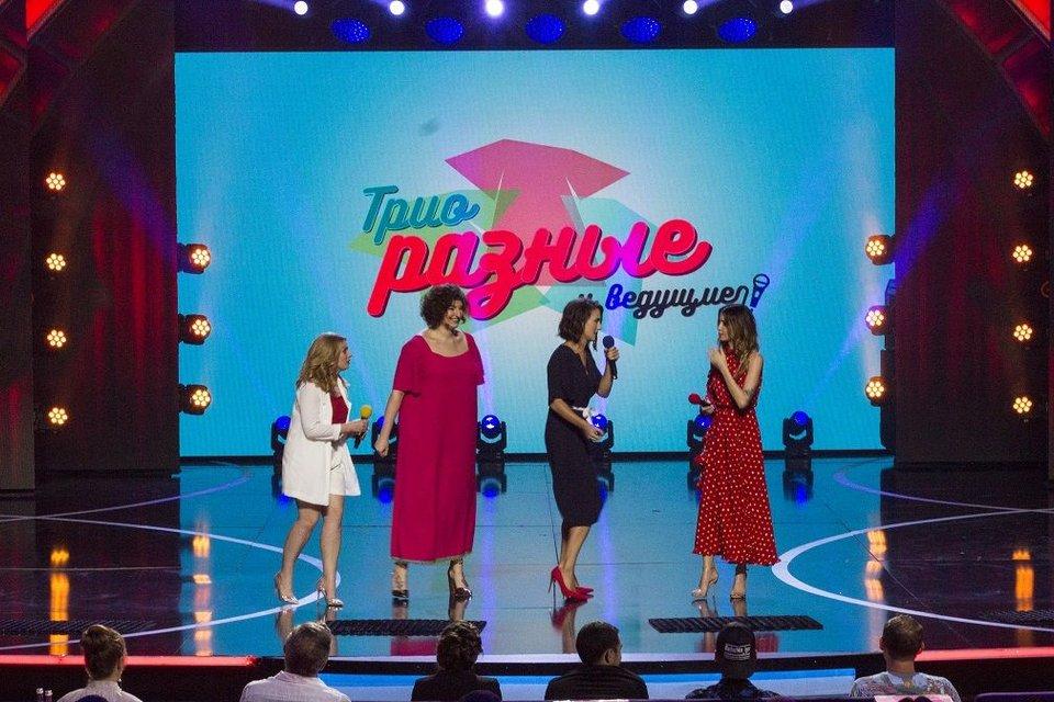 Лига смеха 2018 4 сезон 11 выпуск: Летний кубок - первая часть. Трио разные и Надя Дорофеева - фото 151959