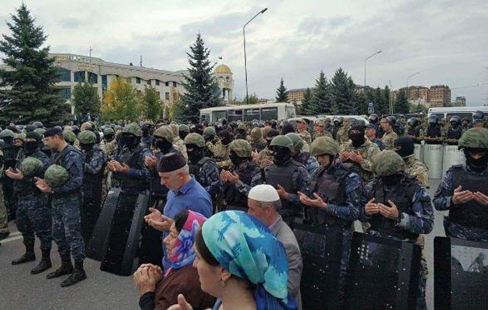 Народ против: Как Ингушетия дала отпор Путину и Кадырову - фото 152048