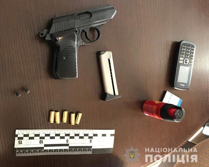Охота на активиста в Одессе: задержаны пять человек - фото 152081