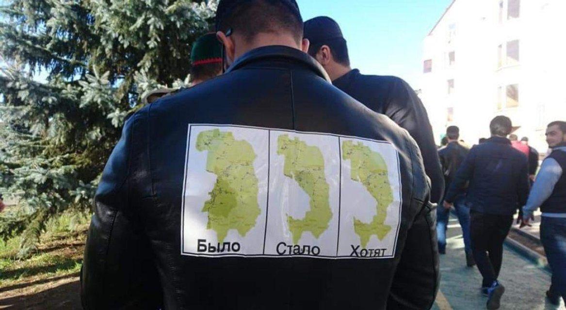 Народ против: Как Ингушетия дала отпор Путину и Кадырову - фото 152109
