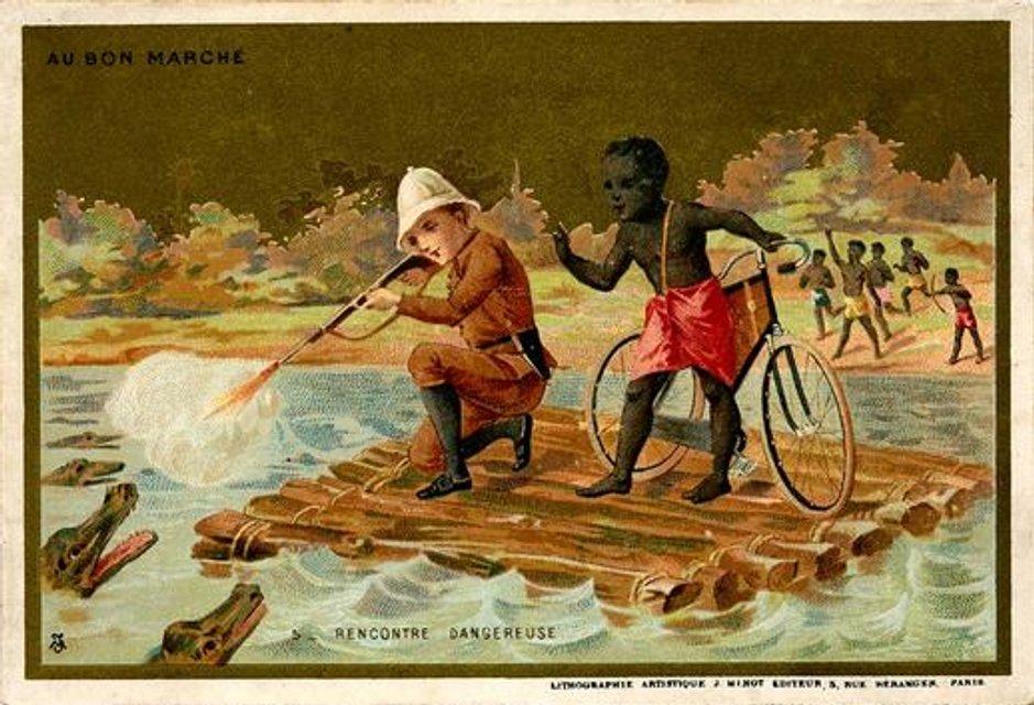 Мелания Трамп появилась в Кении в образе колониалиста - фото 152189